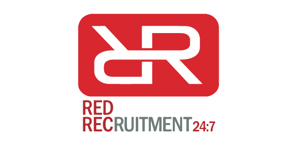 Logo for Red Recruitment 24/7