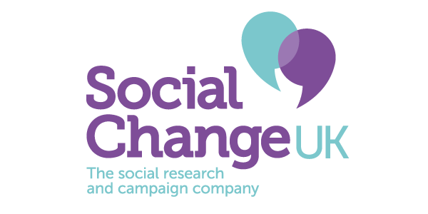 Logo for Social Change UK