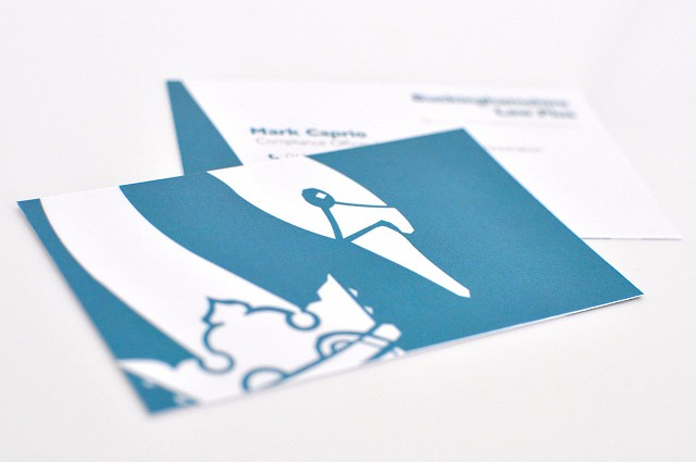 Buckinghamshire Council Business Cards