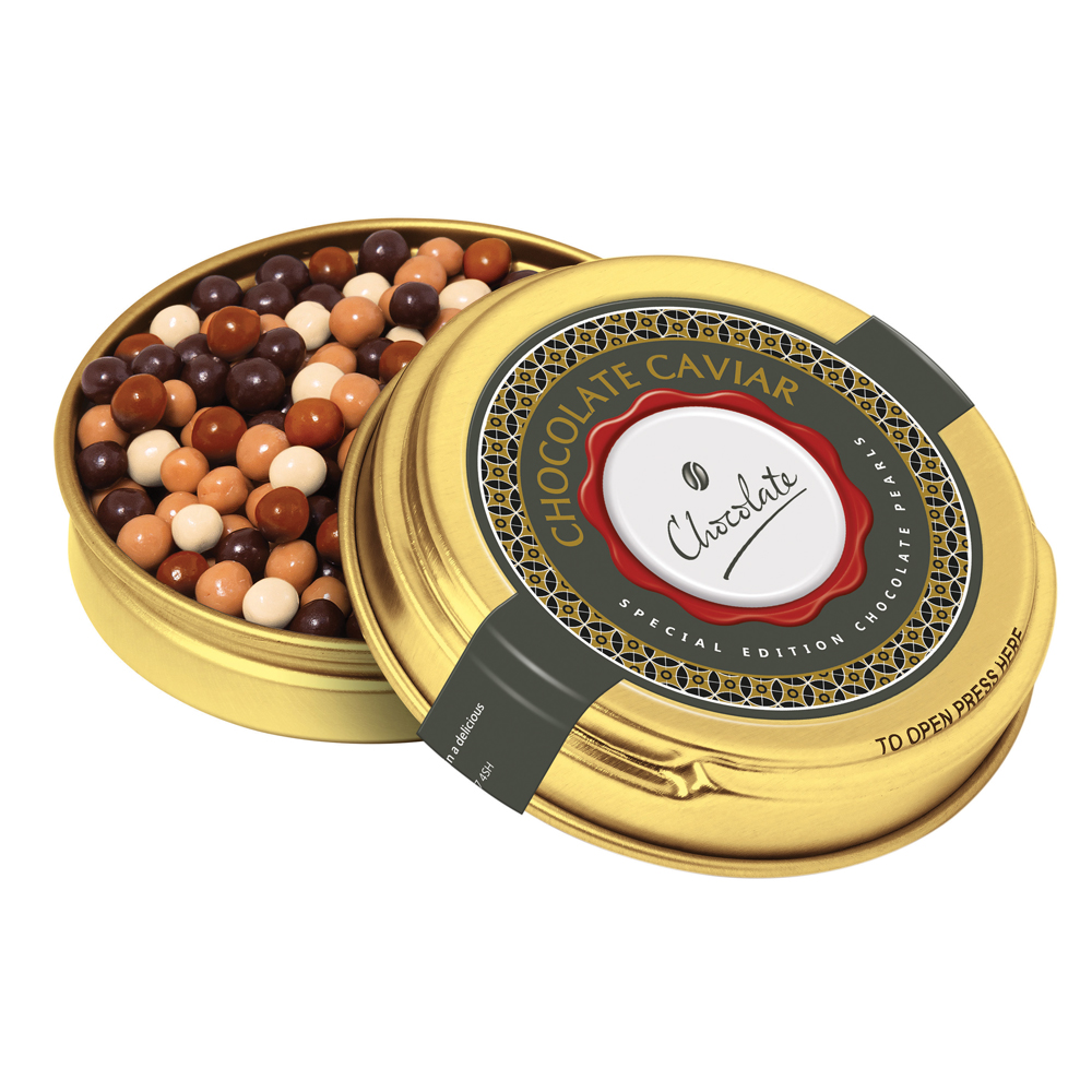 Thumbnail for Gold Caviar Tin - Special Edition Pearl