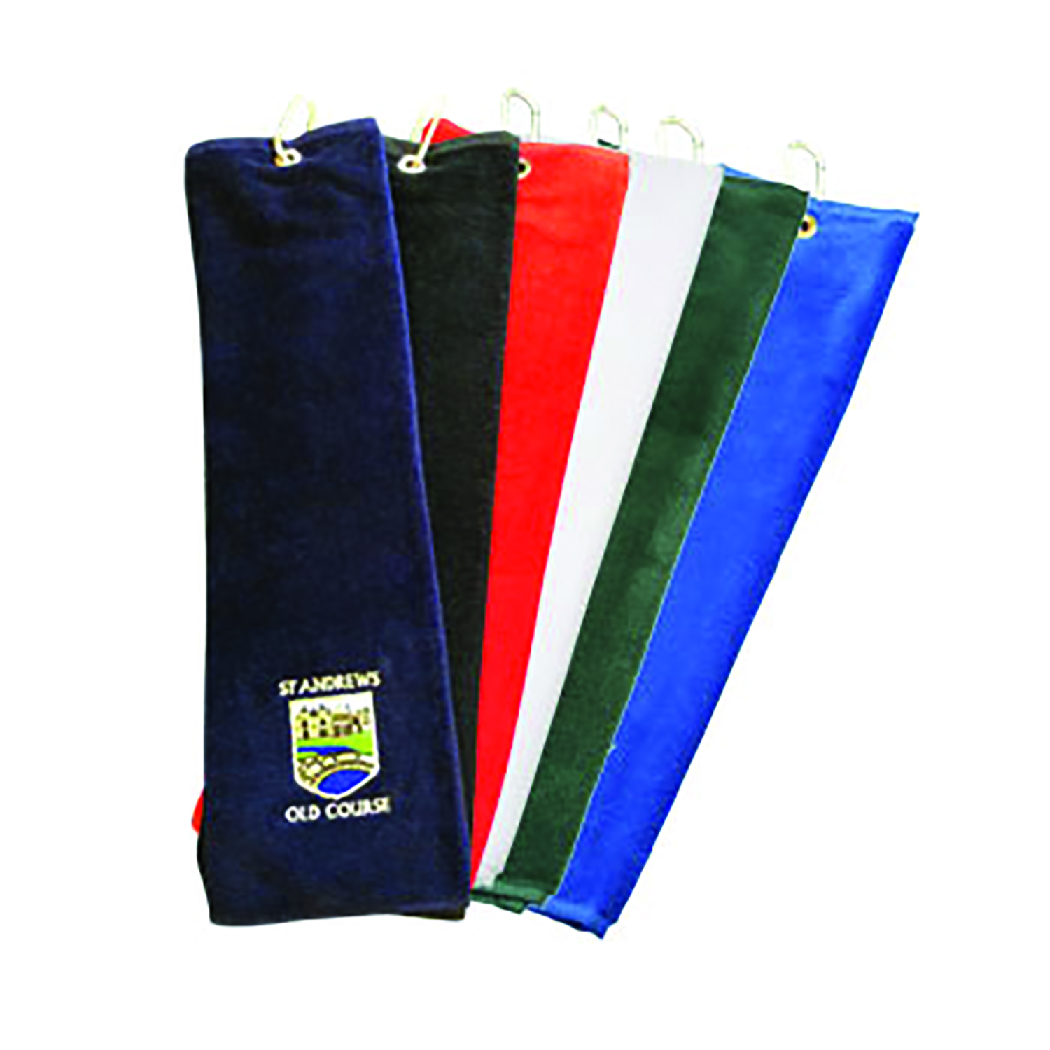 Thumbnail for Turnberry Tri-fold Golf Towel