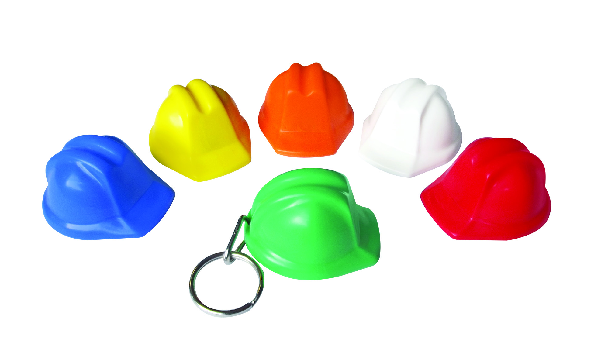 Thumbnail for Hard Hat Keyring