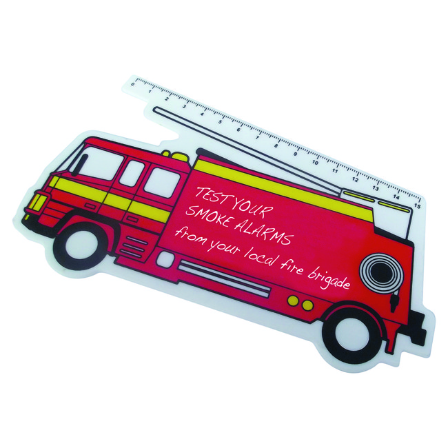 Thumbnail for Fire Engine Ruler