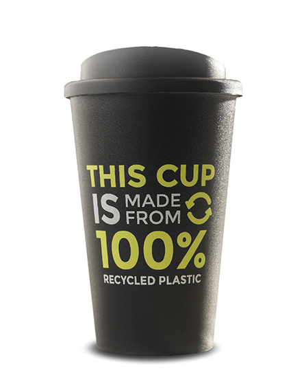 Thumbnail for Recycled 350 ml insulated tumbler