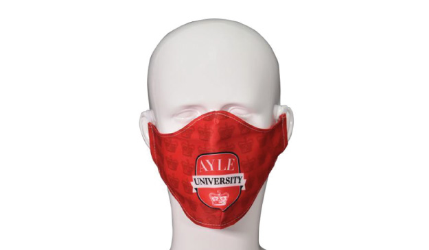 Thumbnail for Branded Adult Face Masks