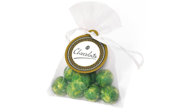 Thumbnail for Organza Bags (Chocolate Sprouts)