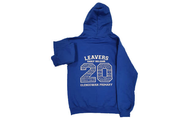 Thumbnail for Hoodies for School Leavers