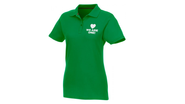 Thumbnail for Short sleeve women's polo